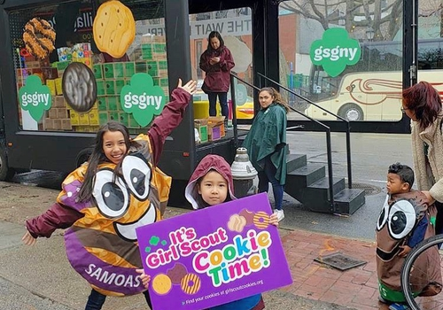 Girl Scouts of Greater NY